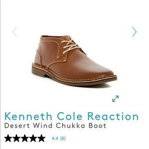 Kenneth Cole Reaction Chukka Boot Size Men 12